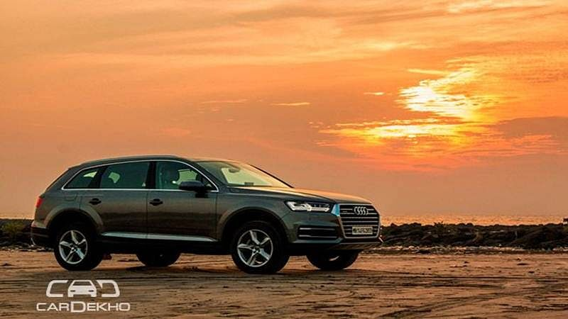 Audi Q7 Petrol Launching On September 1