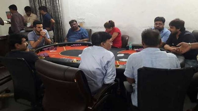 Casino busted, 30 arrested from South Delhi farmhouse