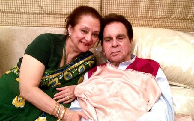 Dilip Kumar feeling vindicated, triumphant, says Saira Banu