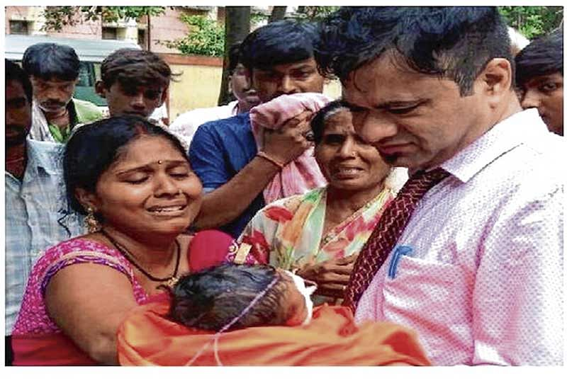Infant deaths: PM says entire nation is with affected families