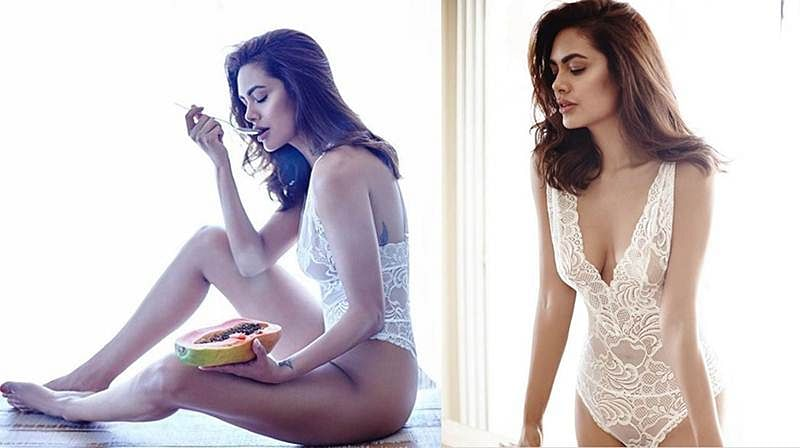 Oh No! Now, Esha Gupta slut-shamed for her bold pictures