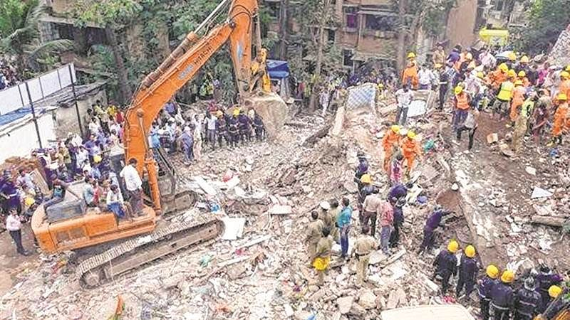 Sunil Shitap responsible for Ghatkopar house tragedy: Inquiry report