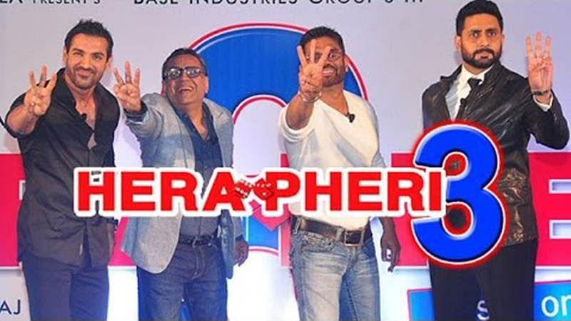 Why 'Hera Pheri 3' is on hold till now: Check out the full details