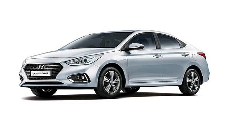 2017 Hyundai Verna: Variants Explained