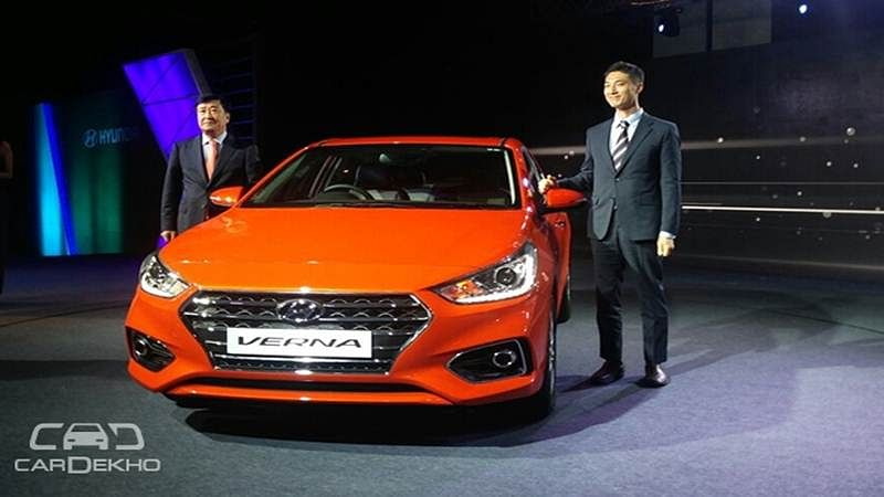 2017 Hyundai Verna Launched At Rs 7.99 Lakh