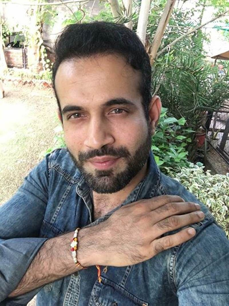 Now, Irfan Pathan trolled for celebrating Raksha Bandhan