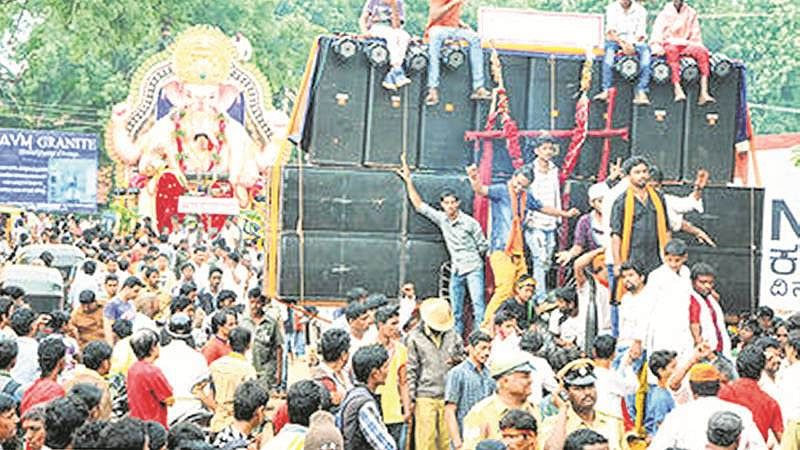Maharashtra state to act tough on loud music played in silence zones