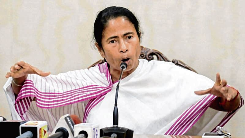 BJP, CPI(M) trying to flare up unrest in Darjeeling: Mamata Banerjee