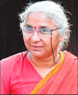 Medha Patkar to hold 'Jan Adalat' in Bhopal on June 4