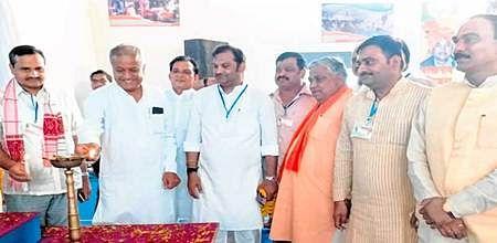 Ujjain: Meeting of BJP working committee of Morena held
