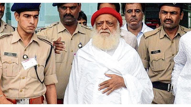 Asaram verdict: Security stepped up around victim's house