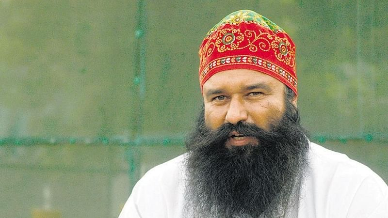 Rapist Ram Rahim's hearing in murder cases today, godman attends via video conferencing