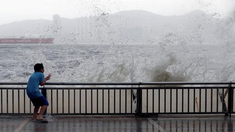 12 killed as Typhoon Hato hits Macau