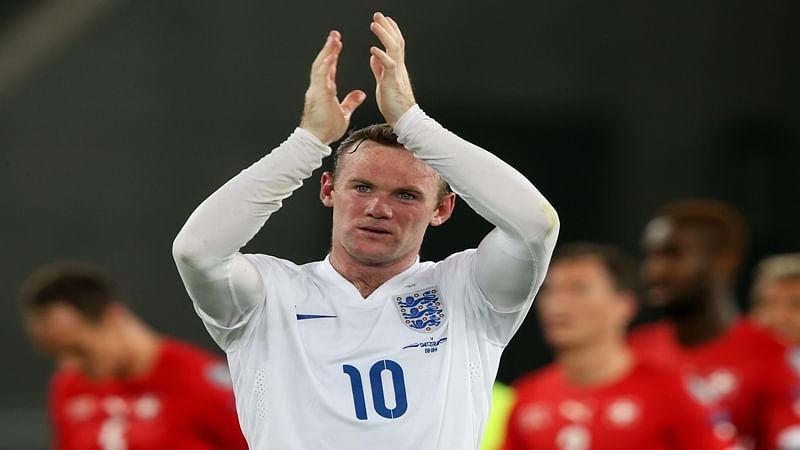 Wayne Rooney bids international soccer goodbye