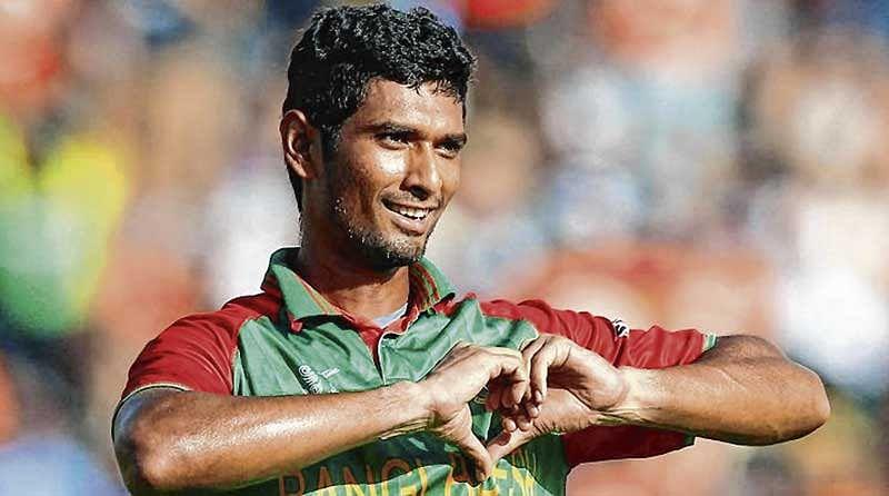 Bangladesh bring back Mahmudullah
