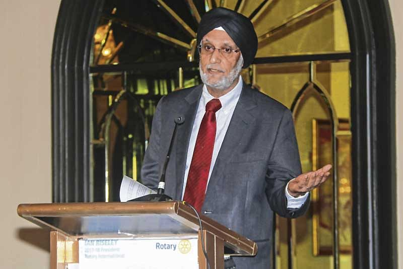 Singapore has become poster child for national integration: Ajit Singh