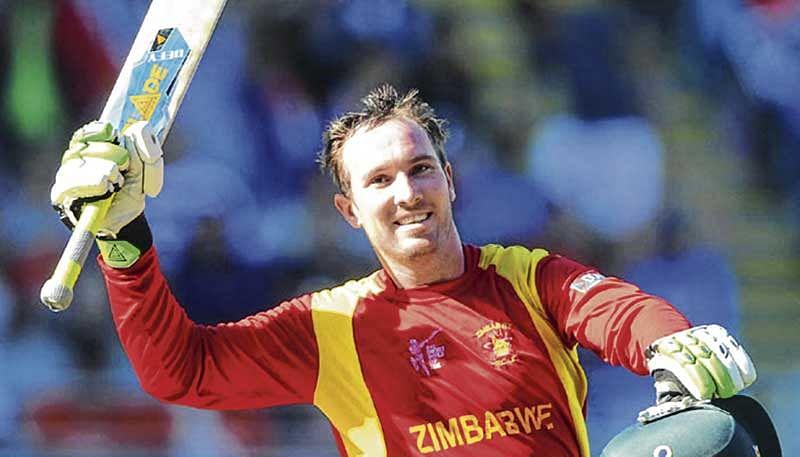 Brendan Taylor set to play for Zimbabwe again