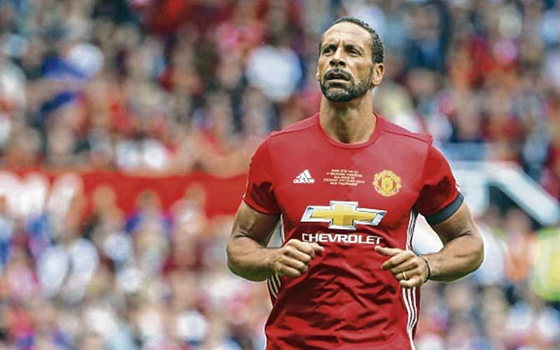 Ex-Manchester United player Rio Ferdinand to turn boxer