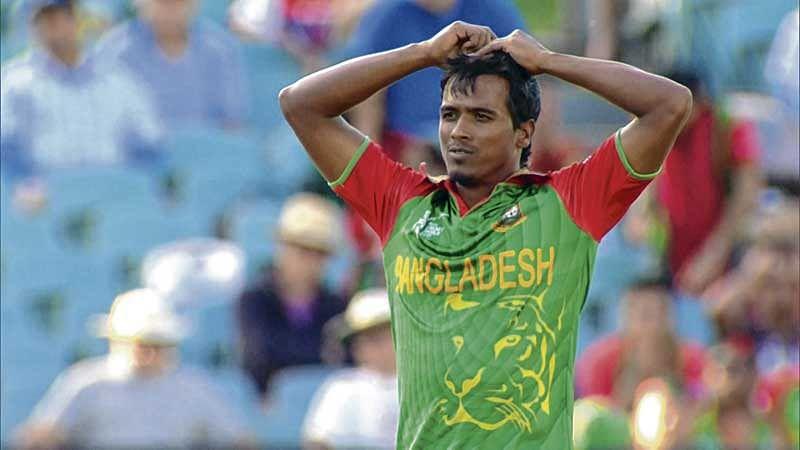 Bangladesh's Rubel Hossain denied SA boarding pass