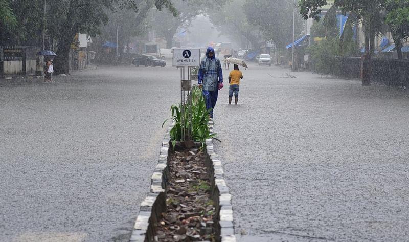 Mumbai rains: Barring 2005 deluge, Mon-Tue rainfall highest since 1974