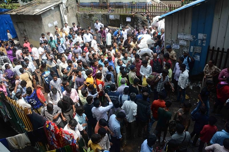 Mumbai stampede: New design needed for crowd control