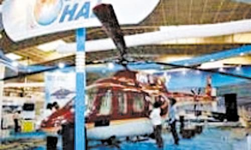 HAL inks Rs 6,100 cr contract with Indian armed forces