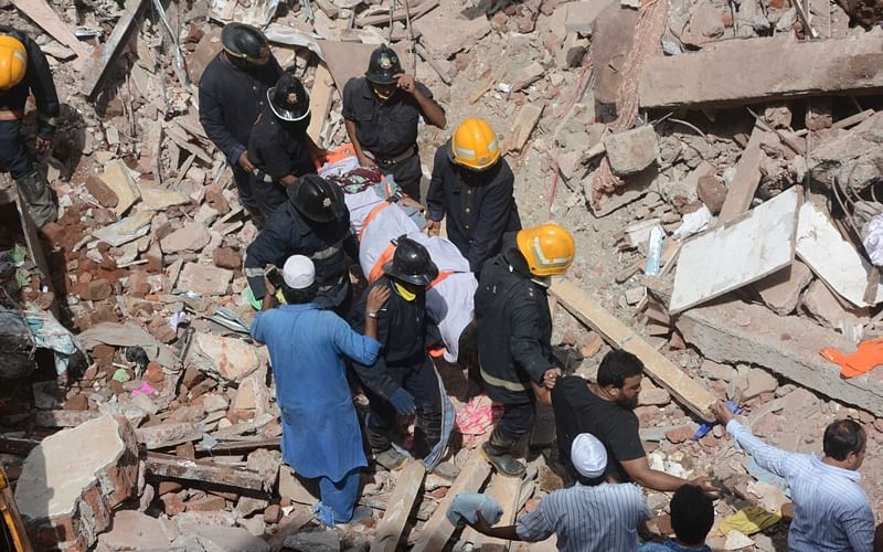 Mumbai building collapse: Death toll 33, search ops called off