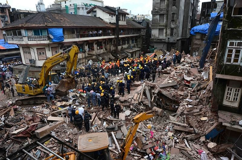 Mumbai building collapse: Hussaini building residents refused to vacate says MHADA