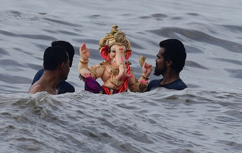 Mumbai: Policemen in plain clothes to man Ganesh processions