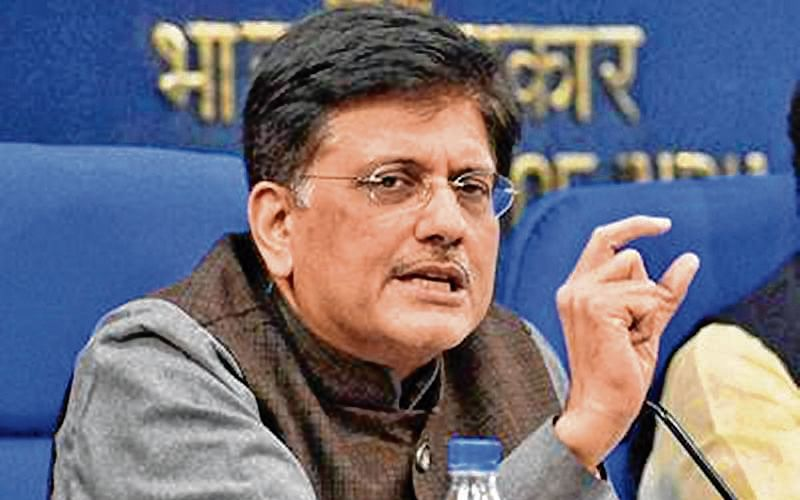 Willingly India moves towards reducing carbon footprints: Piyush Goyal