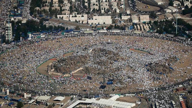 54 Egyptian pilgrims die during Haj pilgrimage