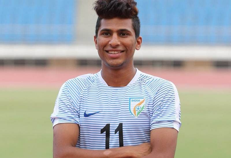 FIFA U-17 World Cup: Meet Aniket Jadhav, the only Maharashtra player in India's squad