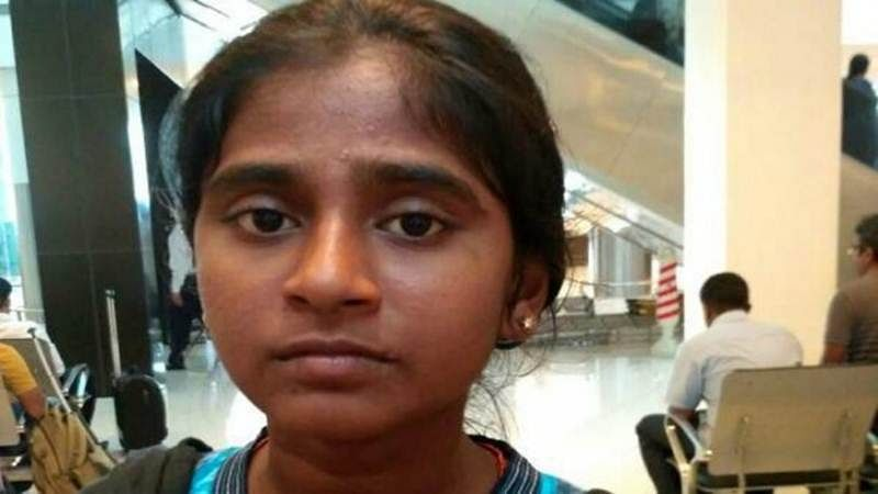 Tamil Nadu girl who fought against NEET in Supreme Court commits suicide