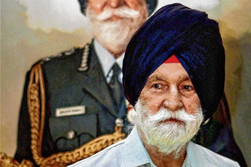 Marshal Arjan Singh dies, India mourns