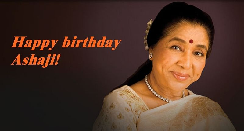 Asha Bhosle turns 85! A legend who has kept smiling in face of adversity