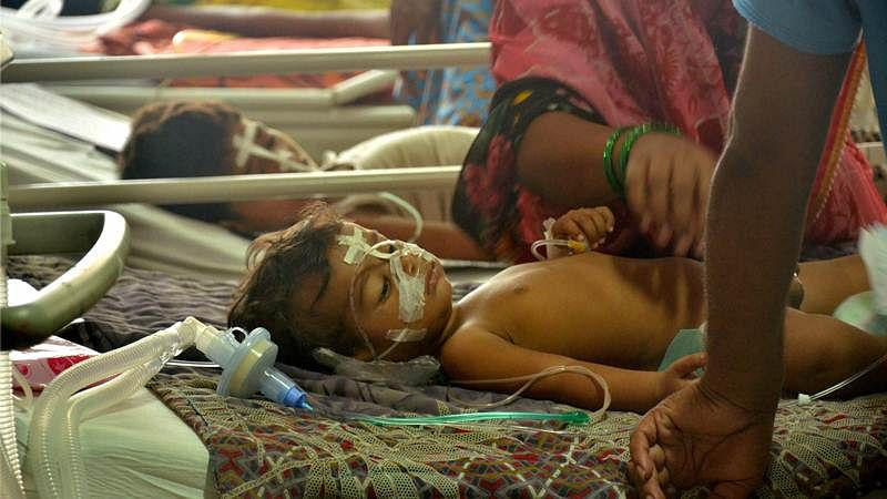 Farukhabad DM, CMO removed after 49 children die in a month