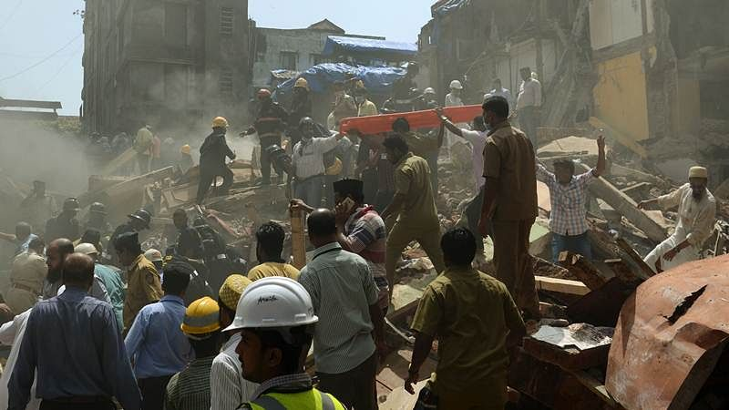Kolkata building collapse: One killed, 2 injured as structure crumbles in Burrabazar