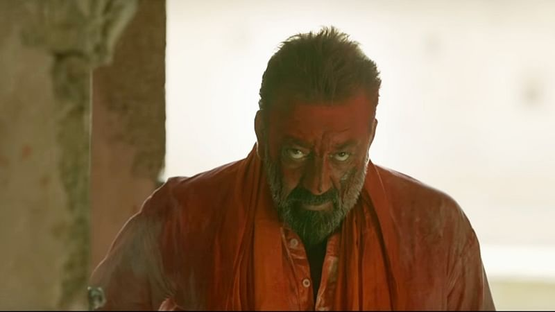 'Bhoomi' Jai Mata Di song: Sanjay Dutt takes blessing from Durga Mata to take revenge on Navratri