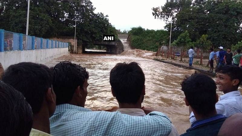 Bihar: Rs 389 Crore Dam in Bhagalpur's Kahalgaon collapsed a day before its inauguration