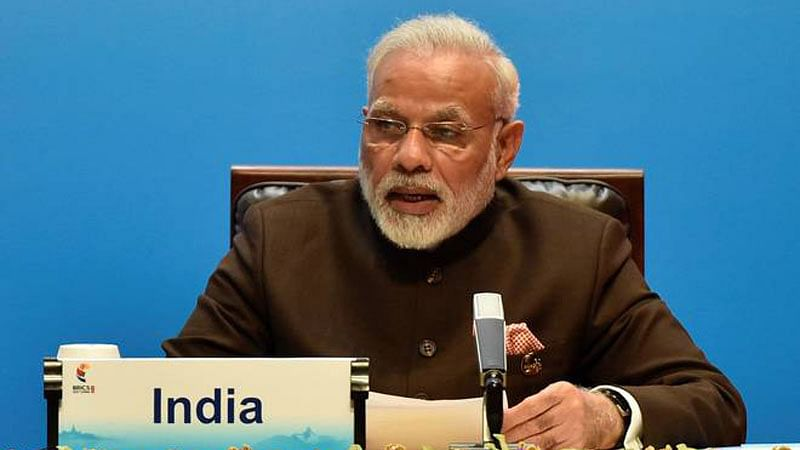 PM Modi bats for early setting up of BRICS credit rating agency