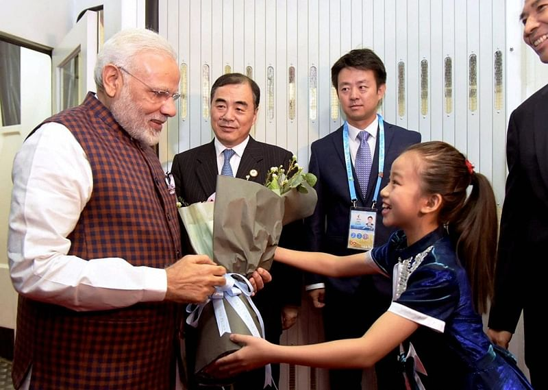 BRICS Summit: Airport welcome ceremony for PM Narendra Modi cancelled after heavy rainfall