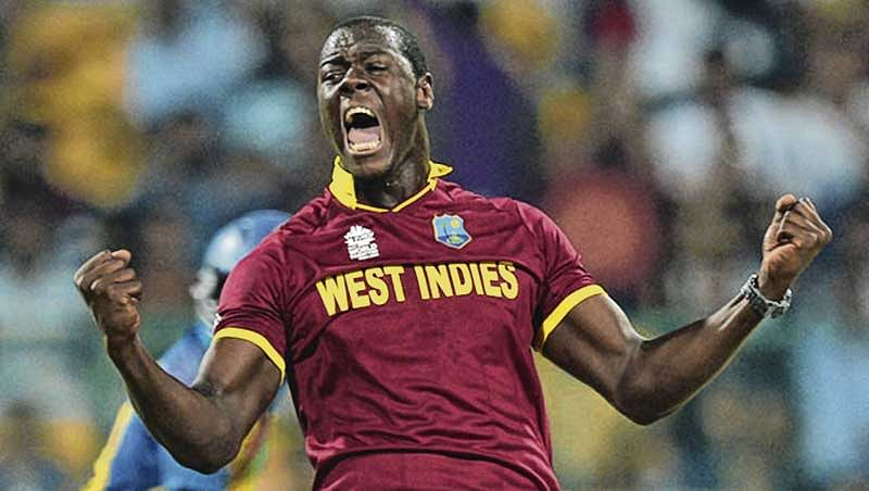 Carlos Brathwaite's 8,000-mile trip pays off as Windies beat England