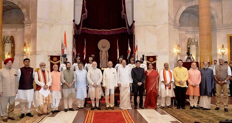 Decoding Modi's Cabinet Reshuffle: BJP gets bureaucrats in, excludes elected members