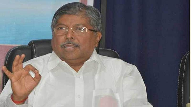 State Congress working president will join BJP: Chandrakant Patil