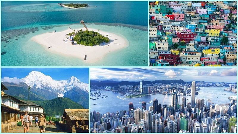 World Tourism Day: 10 places around the globe Indians can visit without a Visa