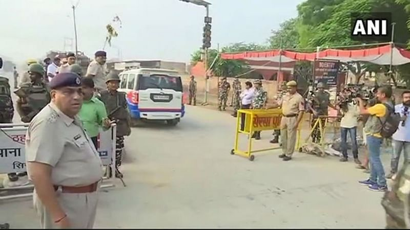 Dera Sacha Sauda HQ search: Computer, hard disks, cash recovered, forensic team called from Roorke