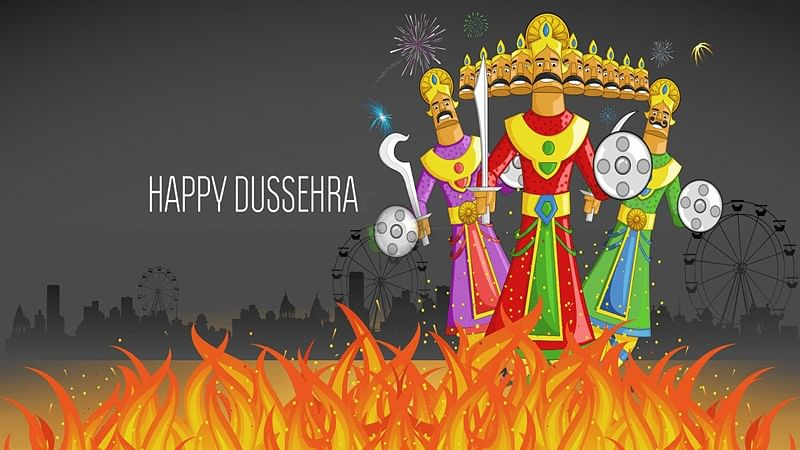 Dussehra 2017: Wishes, images and greetings to share on SMS, WhatsApp, Facebook