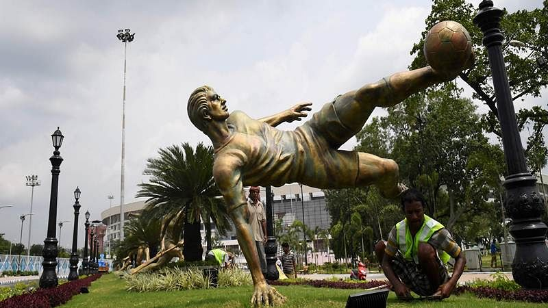 FIFA U-17 World Cup: 5K free passes for Bengal school and college students every day