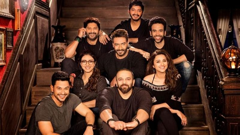 `Golmaal Again` motion poster: Ajay Devgn aka Gopal is back with his mad gang