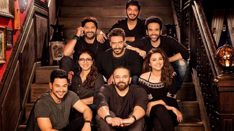 'Golmaal Again' crosses Rs. 130 crore mark at global box-office